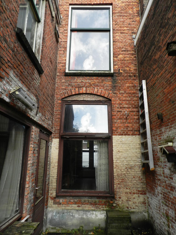 oude kozijnen woning Leiden