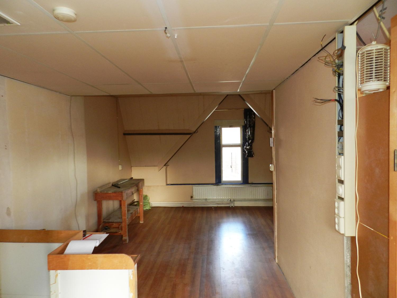 appartement 2e verdieping voor verbouwing