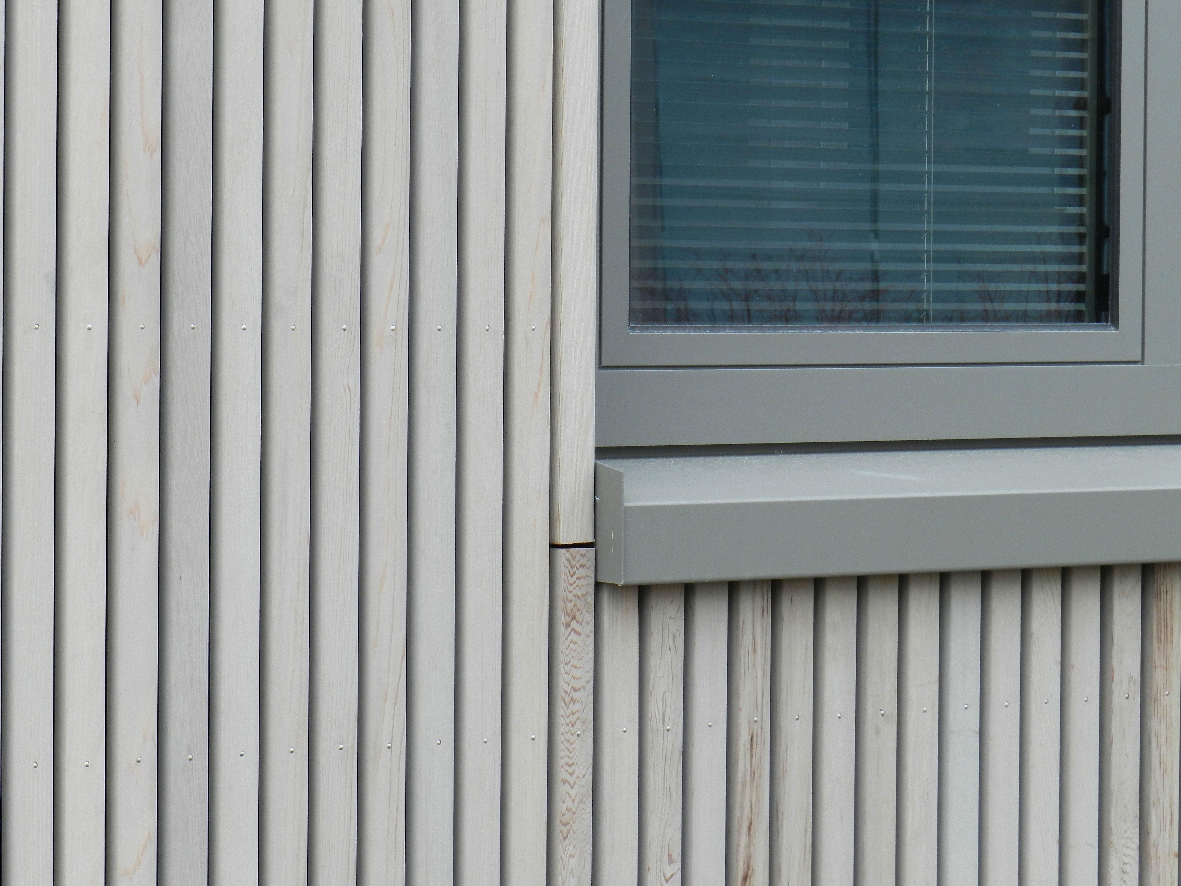 grijze aluminium waterslag met kopschotje