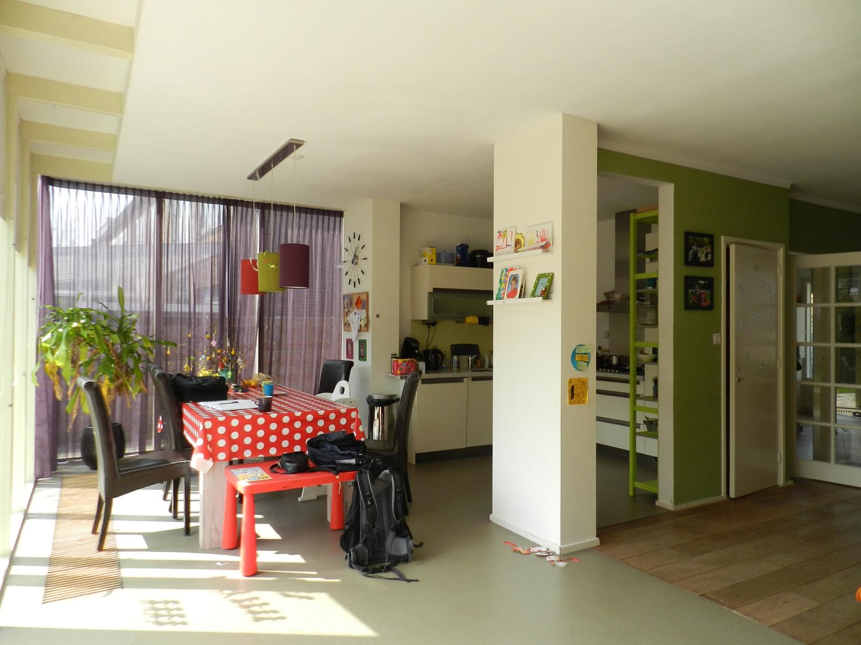 Doors Uitbouw Keuken : Uitbouw voorschoten hans klanker architect