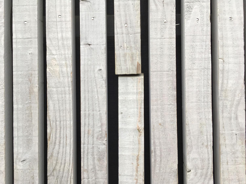 bevestigen houten gevelbekleding