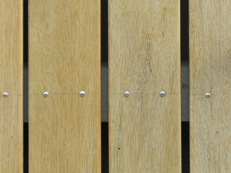 bevestiging houten gevelbekleding